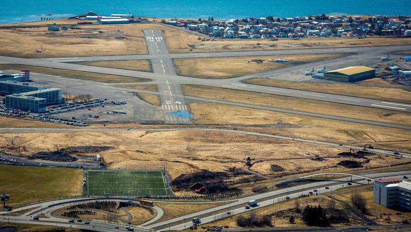 NA-SV-brautin á Reykjavíkurflugvelli hefur verið í umræðunni.