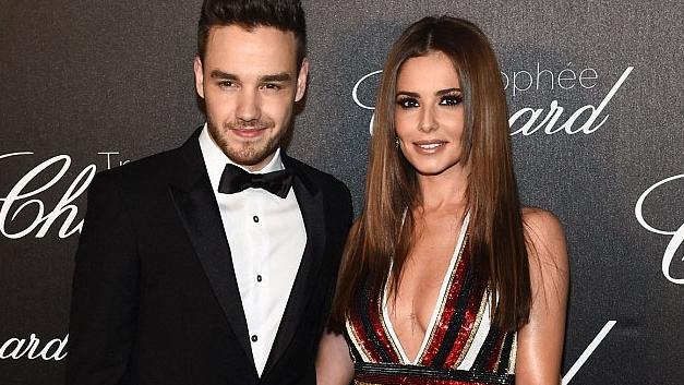 Liam Payne og Cheryl eiga saman einn son.