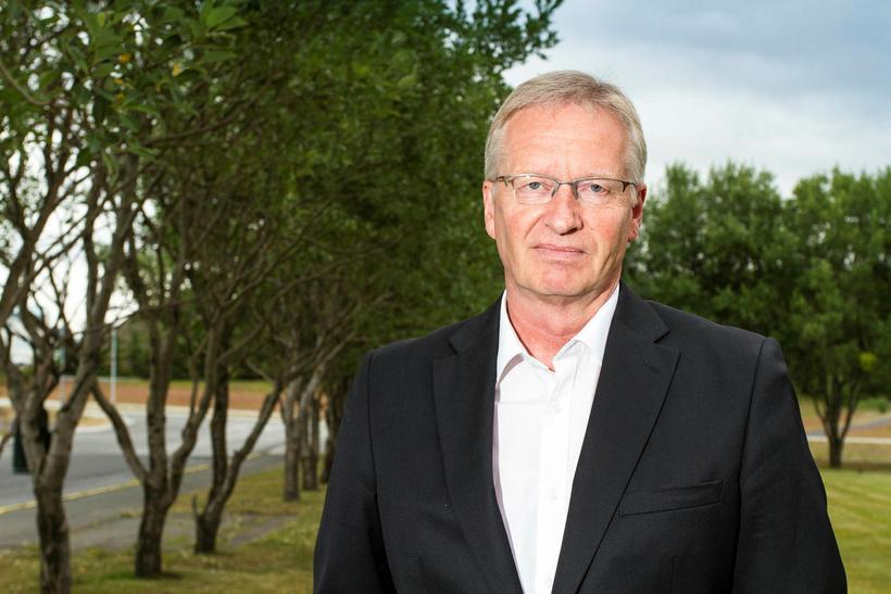 Guðjón Arngrímsson, upplýsingafulltrúi Icelandair.