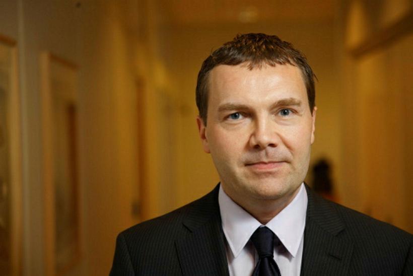 Kristján Markús Bragason, umsjónarmaður hlutabréfagreiningar hjá Greiningu Íslandsbanka.