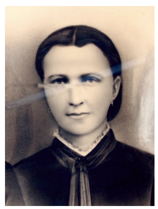 Friðrika Björnsdóttir died at the age of 35 and was ...