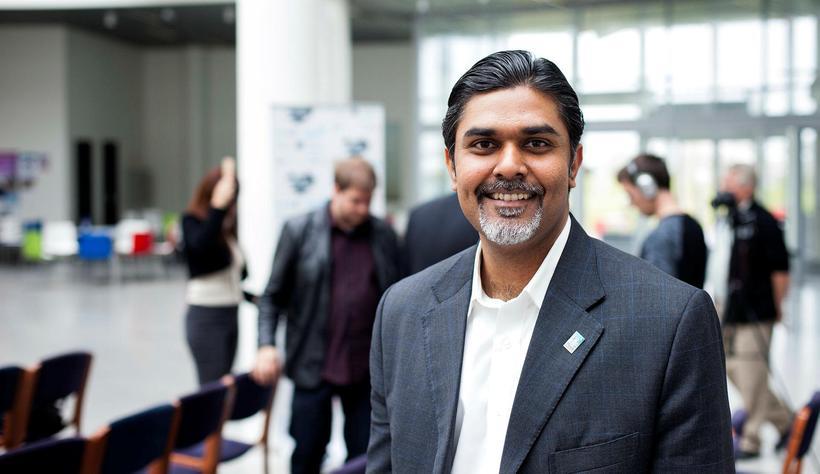 Bala Kamallakharan, stofnandi Startup Iceland og fjárfestir í nýsköpun.