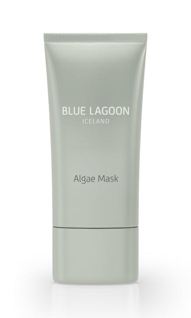 The Blue Lagoon Algae Mask is basically green goo that ...