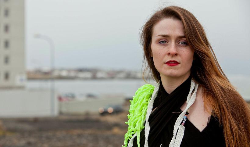 Icelandic designer Hildur Yeoman.