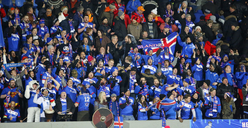Will Icelandic fans be celebrating on 14 June?