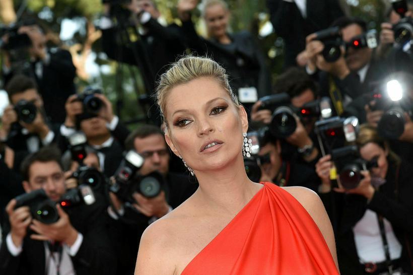 Kate Moss er hætt að drekka.