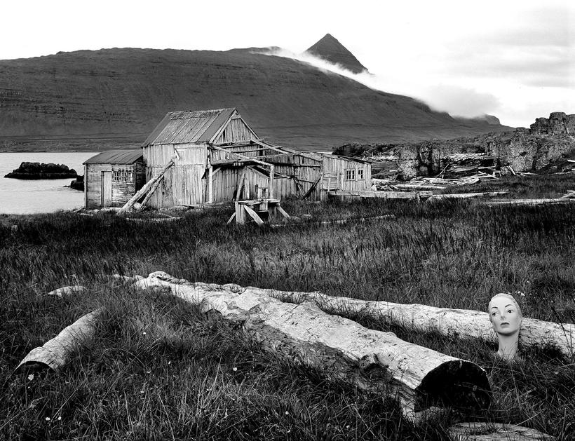 Seljanes in Ingólfsfjörður.
