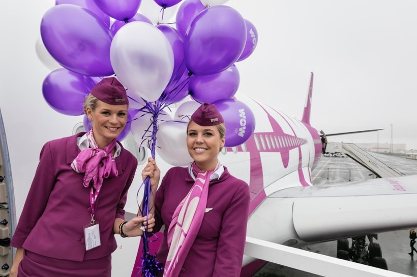 WOW air's new Airbus A330s are fuel efficient and environmentally …
