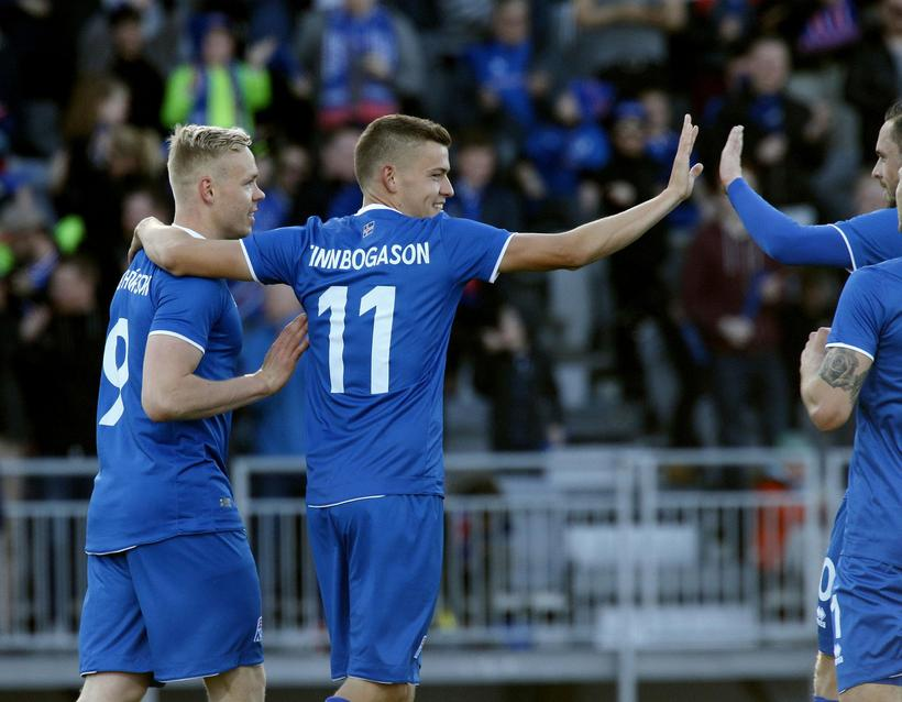 "This is Iceland's ""golden generation"" of footballers, says BBC Sportsworld."
