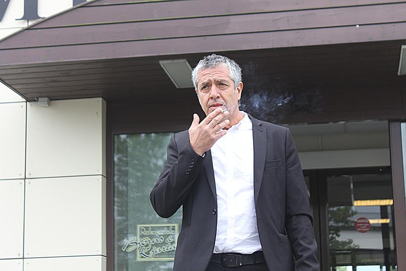 Marco Evaristti.