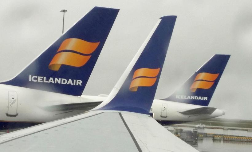Icelandair var gert að greiða dánarbúi fyrrverandi flugstjóra félagsins tæplega ...