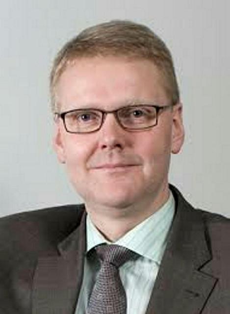 Hrafnkell V. Gíslason forstjóri Póst- og fjarskiptastofnunar