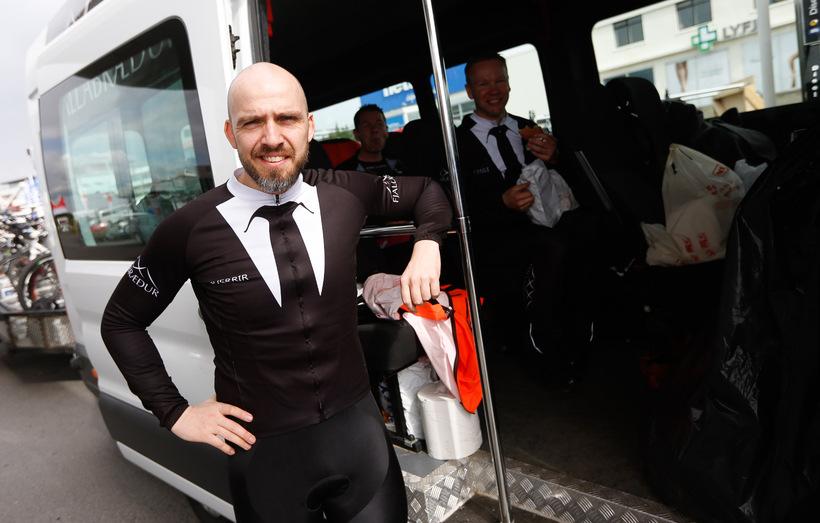 Sverrir Bergmann.