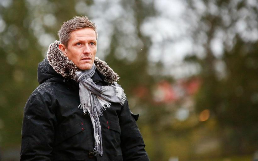 Arnar Grétarsson er nokkuð ánægður með Evrópudráttinn.