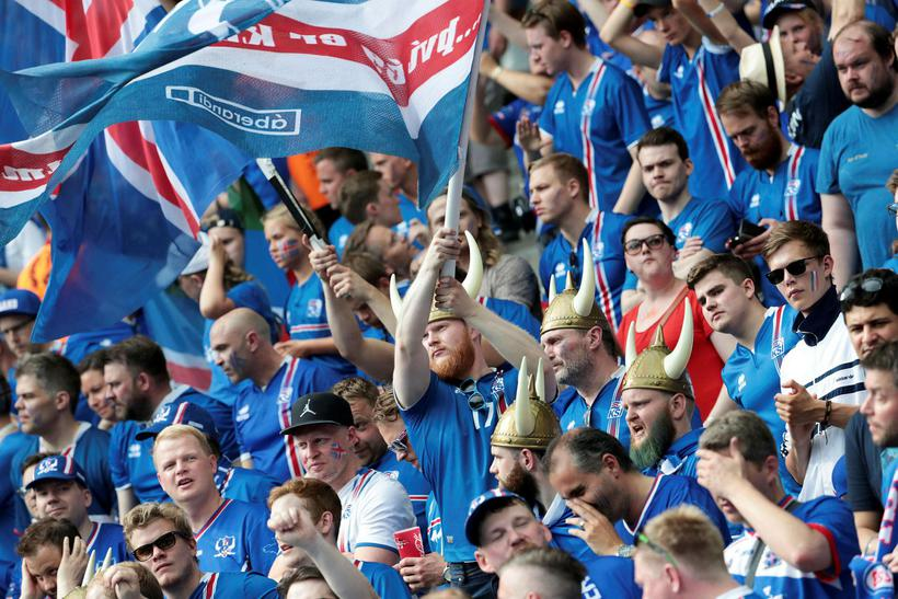 Seventy Icelanders had to turn away from the Stade de ...