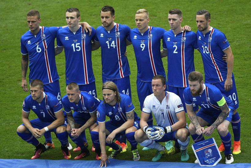 Image result for Íslenska landsliðið í 32. sæti á FIFA listanum