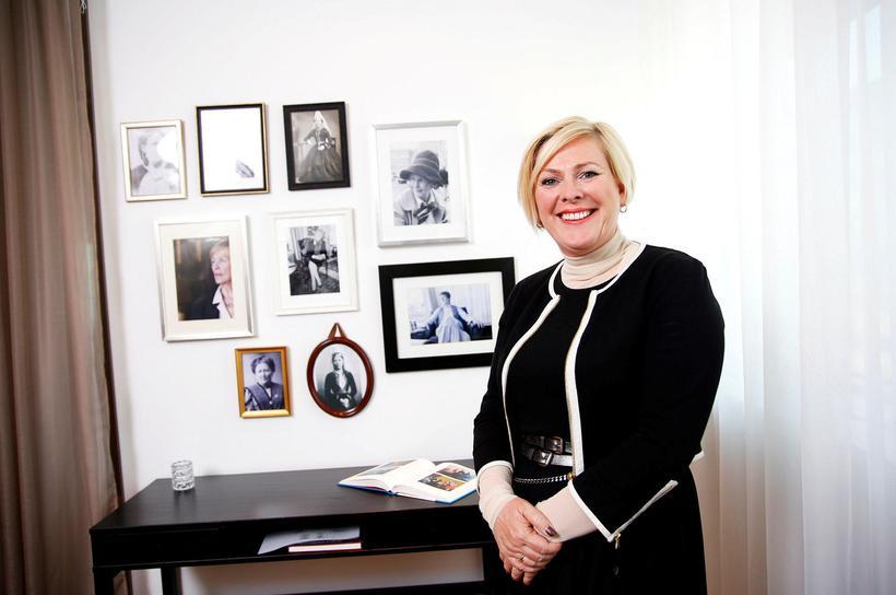 Entrepreneur Halla Tómasdóttir comes in second according to Reykjavik figures.