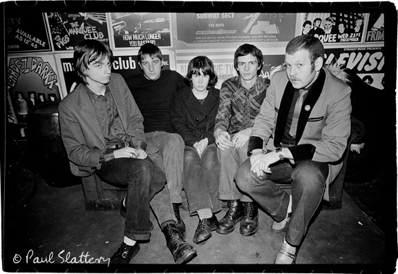 Mancunian band The Fall.
