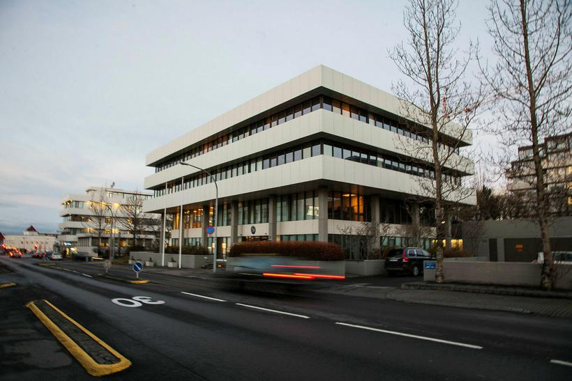 Iceland's Foreign Ministry.