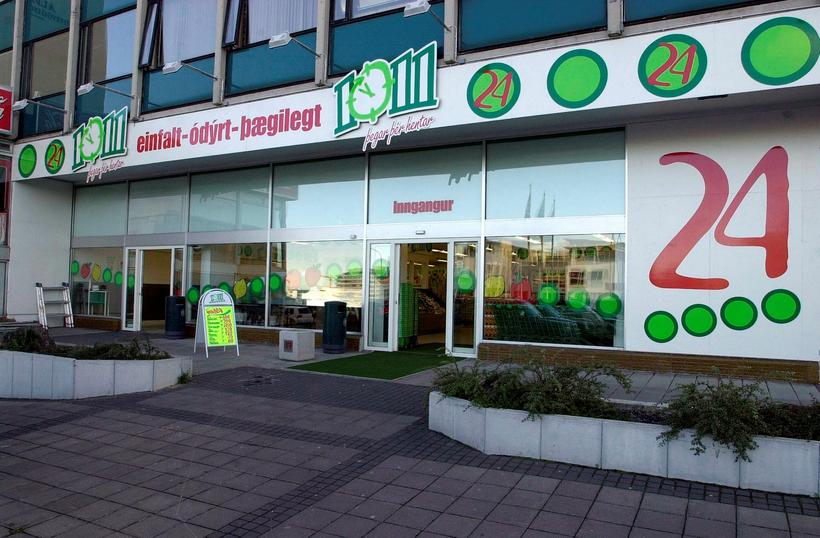 Verslanir 10-11, Iceland og Dunkin' Donuts eru dótturfélög Basko.