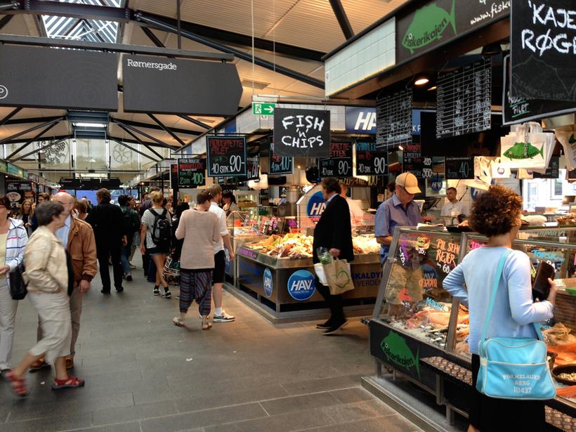 A new gourmet food market for Reykjavik - Iceland Monitor