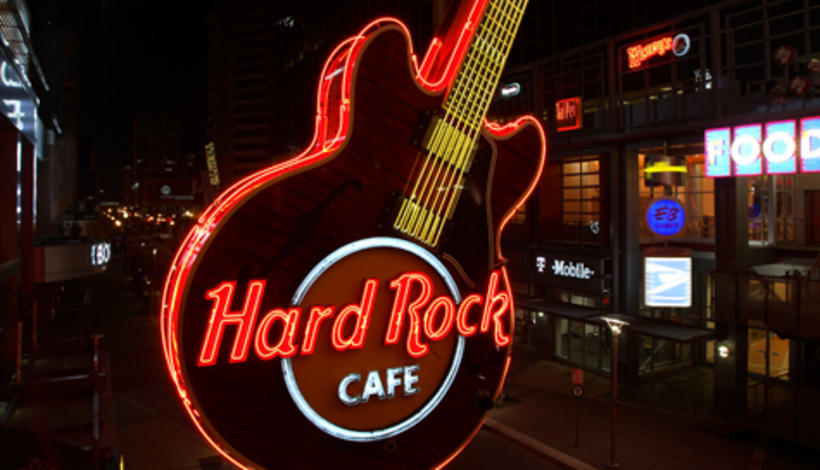 Hard Rock Cafe Punta Cana Shop