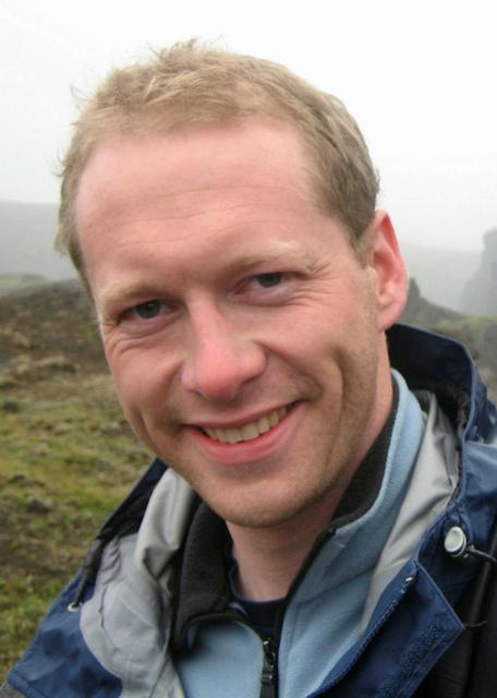 Guðmundur Ingi Guðbrandsson, framkvæmdastjóri Landverndar.