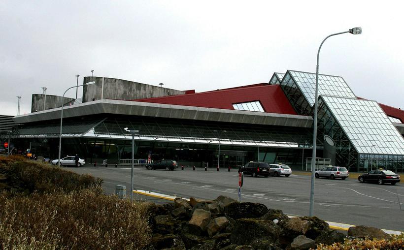 Flugstöð Leif Eiríkssonar.