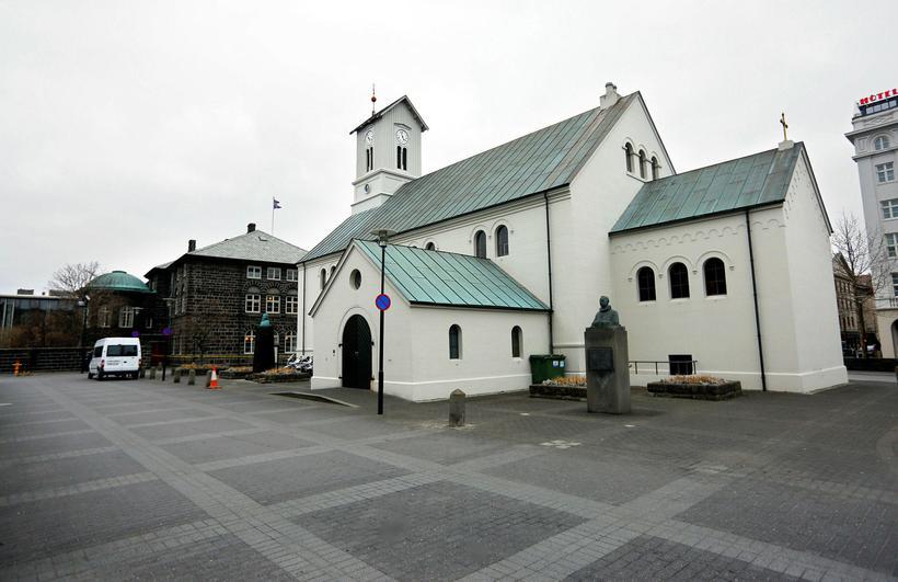 Reykjavik Cathedral.