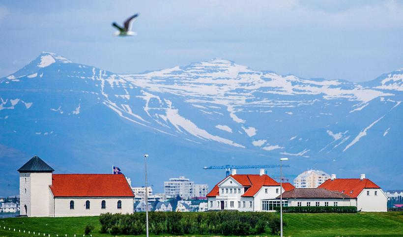 Guðni Th. Jóhannesson, President of Iceland, has now moved with …
