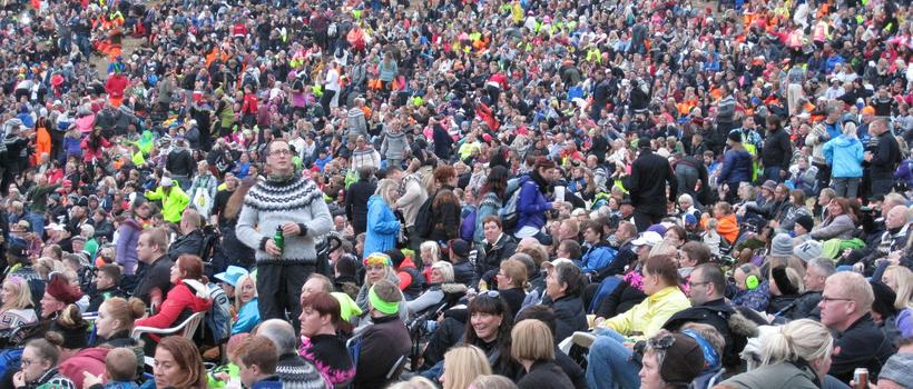 Over 15 thousand people attended the festival last year and …