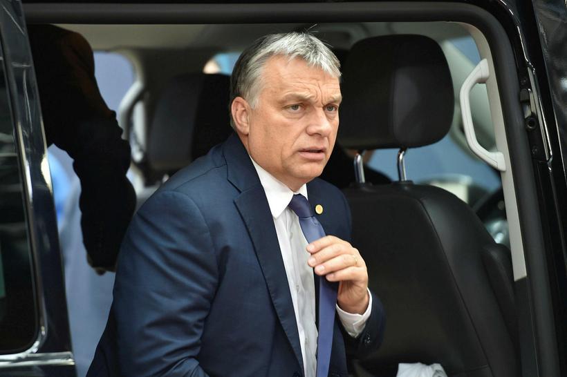 Forsætisráðherra Ungverjalands, Viktor Orban þykir nokkuð umdeildur.