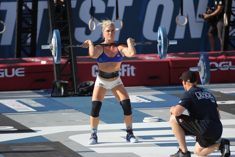 Katrín Tanja Davíðsdóttir won the 2016 CrossFit Games and defended …