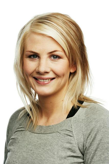Helga Kristín Auðunsdóttir.