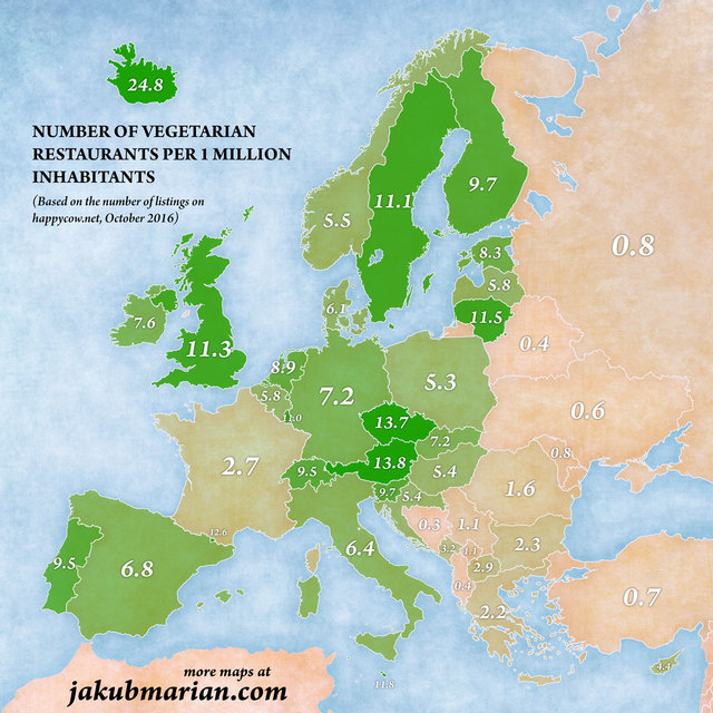 Is iceland the most veggie friendly country in europe iceland monitor is iceland the most veggie friendly country in europe gumiabroncs Images