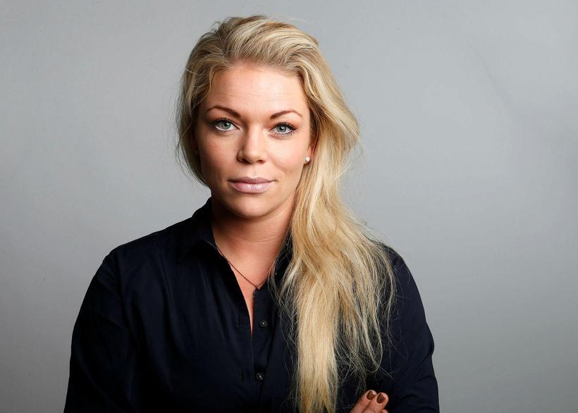 Tobba Marínósdóttir mun hafa umsjón með nýjum matarvef á mbl.is.