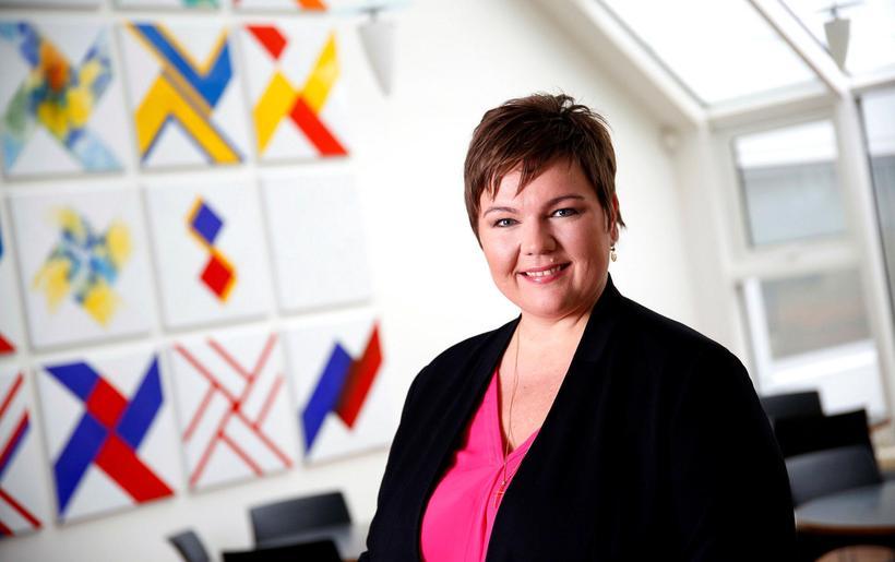 Ellen Calmon, formaður Öryrkjabandalags Íslands, segir verulega halla á öryrkja ...