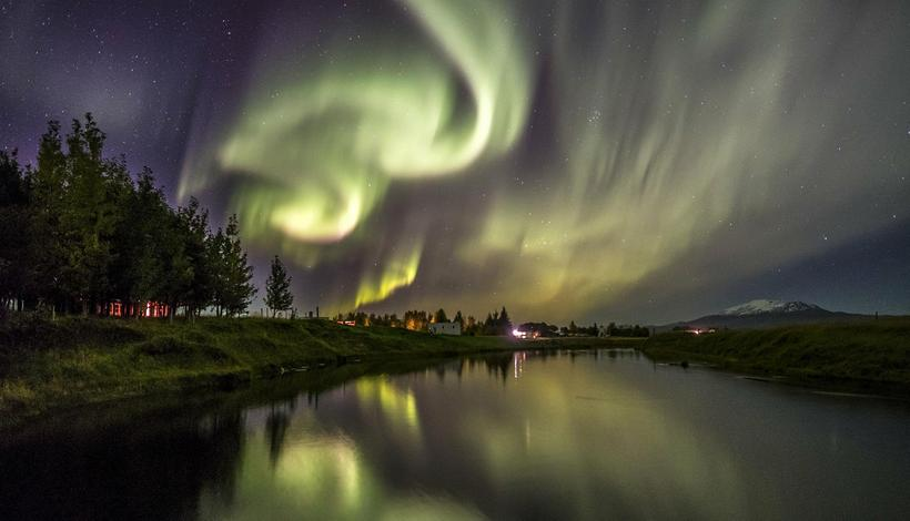 Great Northern Lights Forecast Tonight Where It S Not