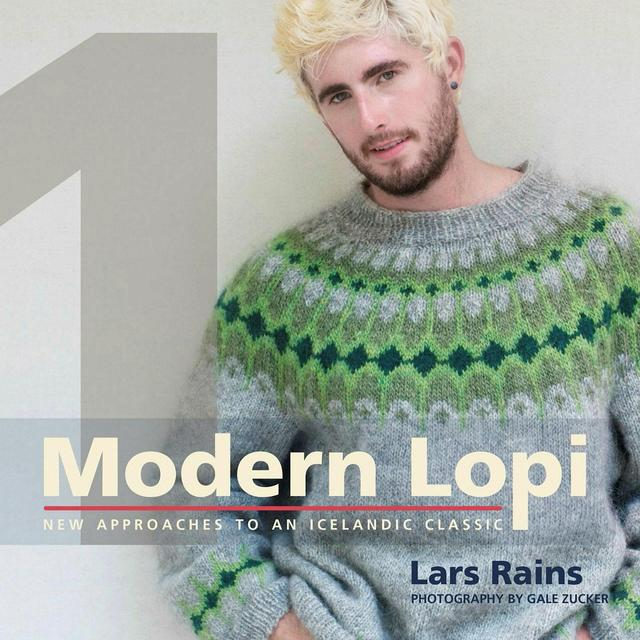 The cover of the book Modern Lopi by Lars Rains.