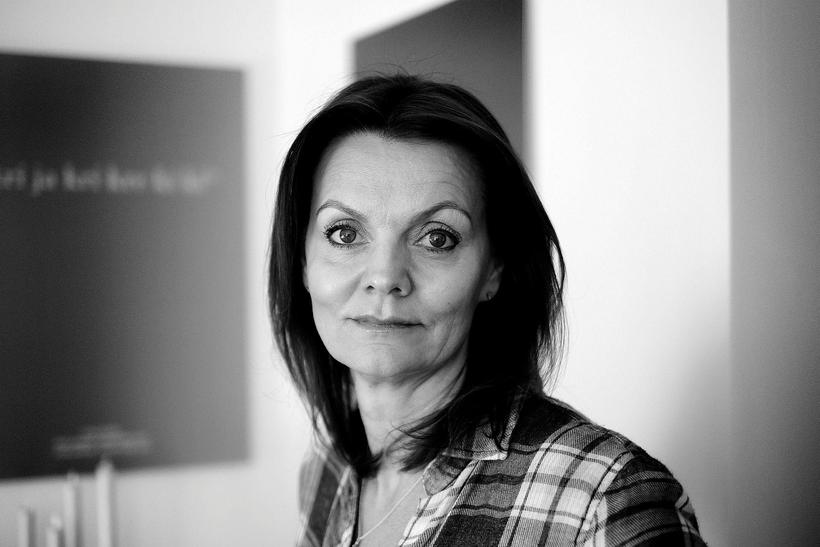 Ásdís Halla Bragadóttir.