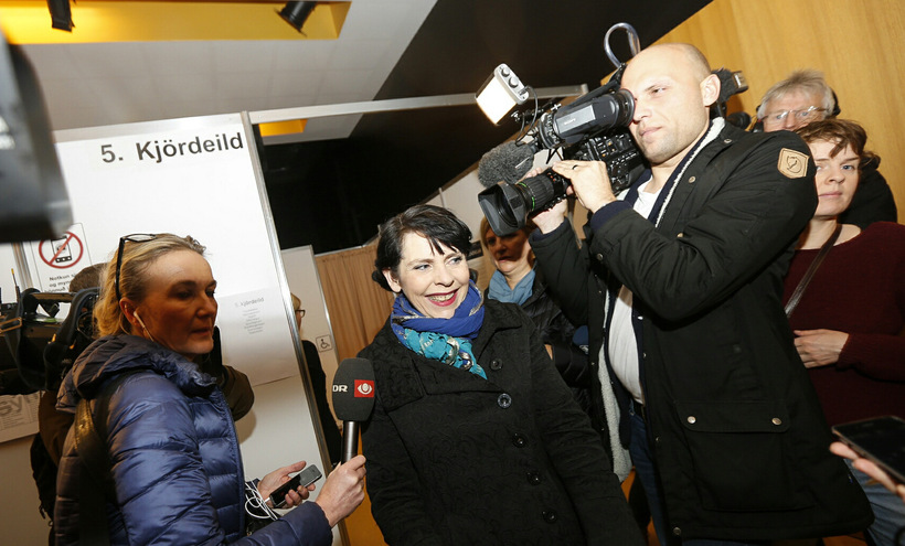 International media are focusing their attention on Iceland's Pirate Party ...