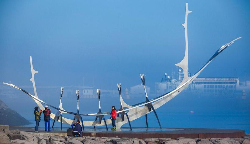The Sun Voyager has long been very popular among tourists.