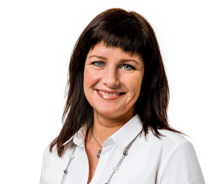 Kristín Linda Sveinsdóttir, markaðsstjóri Sölufélags garðyrkjubænda.