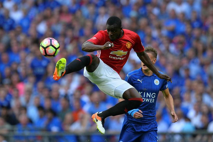 Eric Bailly, varnarmaður Manchester United.