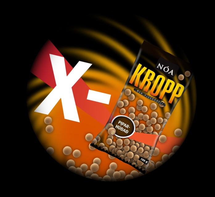 The pepper flavoured Nóa Kropp was supposed to be a ...