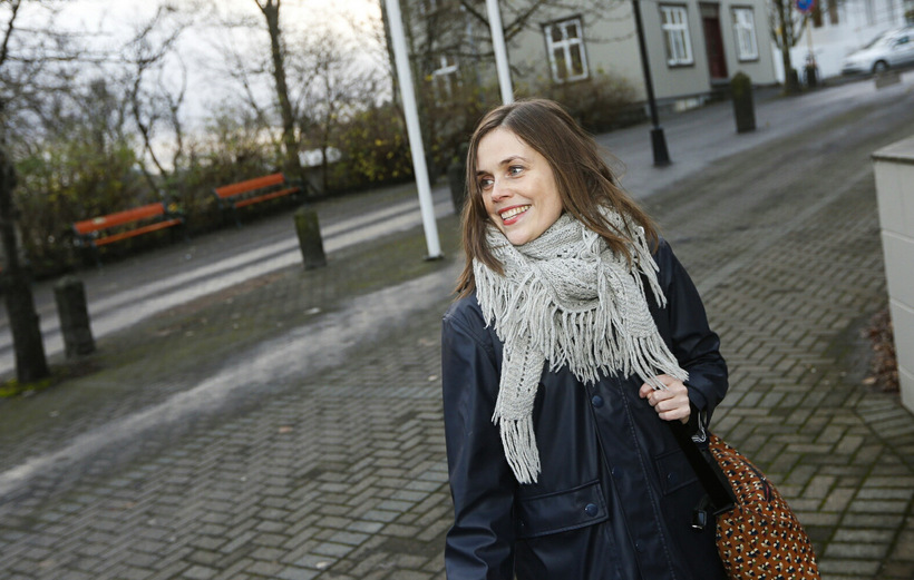 Could this be Iceland's next Prime Minister?