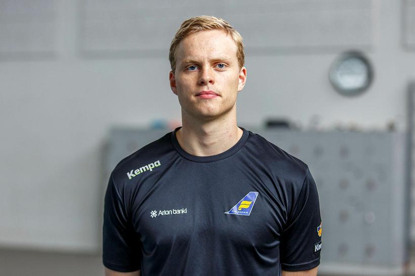 Ómar Ingi Magnússon.