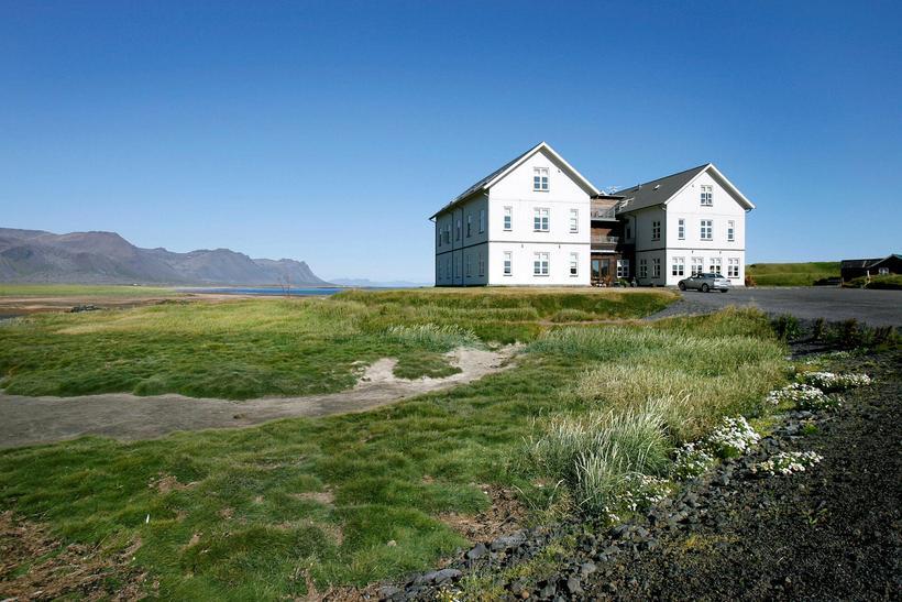Hótel Búðir.