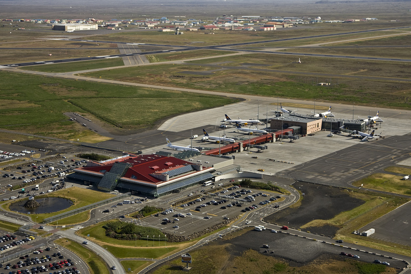 Flight Delays Expected Today Due To Yesterdays Storm Iceland - Airports in iceland