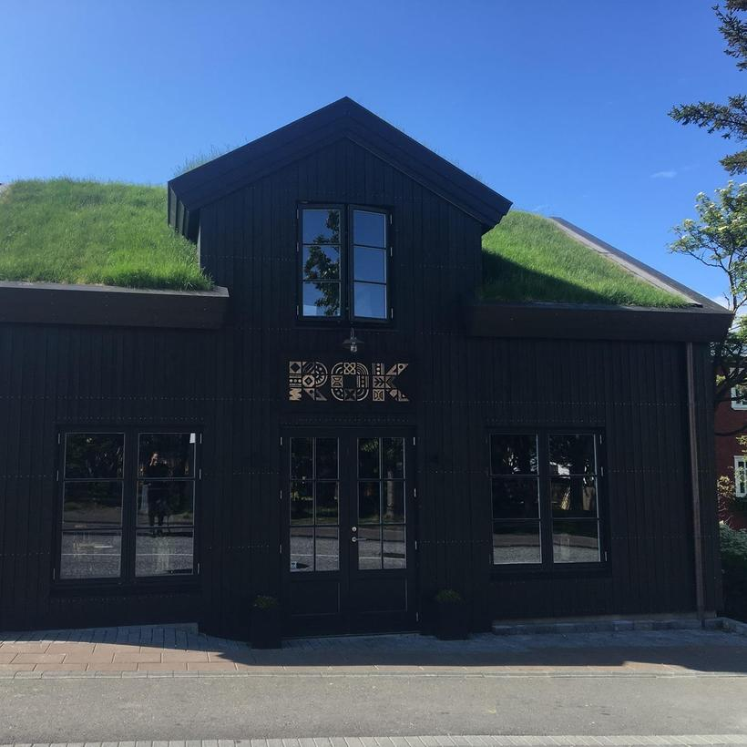 Rok is located on Frakkastígur in central Reykjavik.